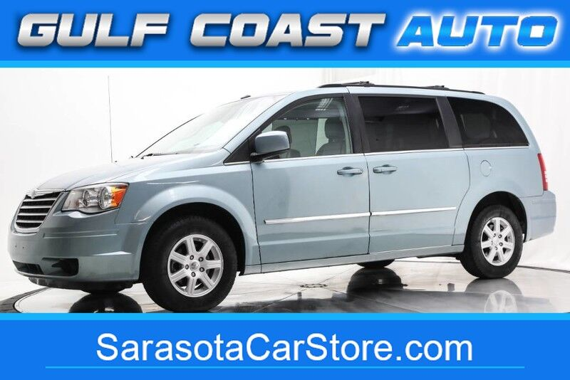 2010_Chrysler_TOWN & COUNTRY_TOURING PLUS LEATHER NAVI DVD STOW&GO_ Sarasota FL