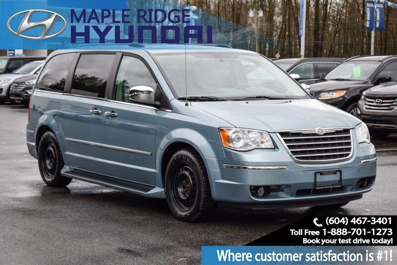 2010 Chrysler Town & Country 4dr Wgn Limited Maple Ridge BC