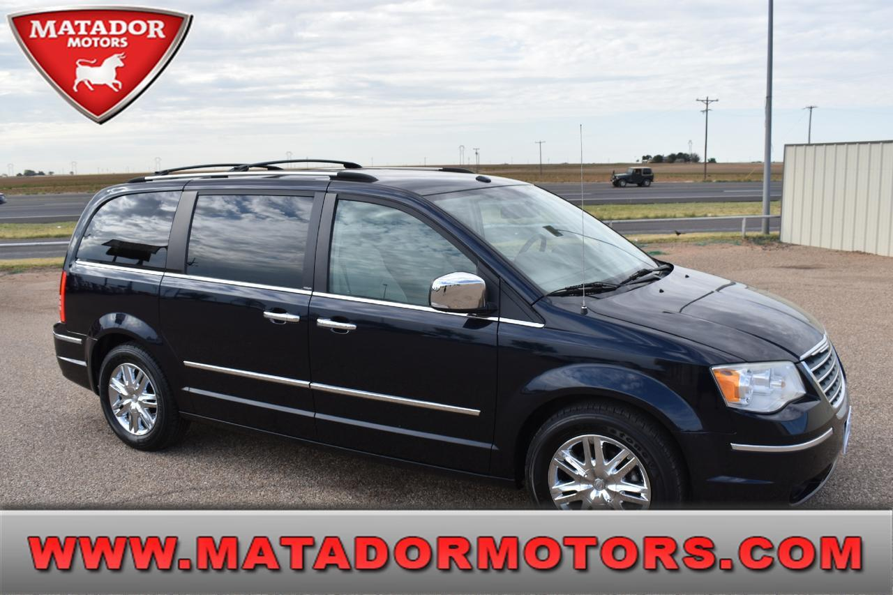 2010 Chrysler Town & Country 4dr Wgn Limited Wolfforth TX