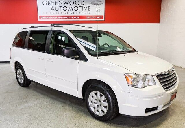 2010 Chrysler Town & Country LX Greenwood Village CO