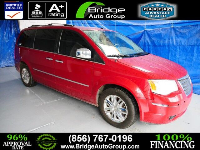 2010 Chrysler Town & Country Limited Berlin NJ