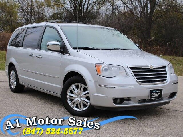 2010 Chrysler Town & Country Limited Fully Loaded!! Schaumburg IL
