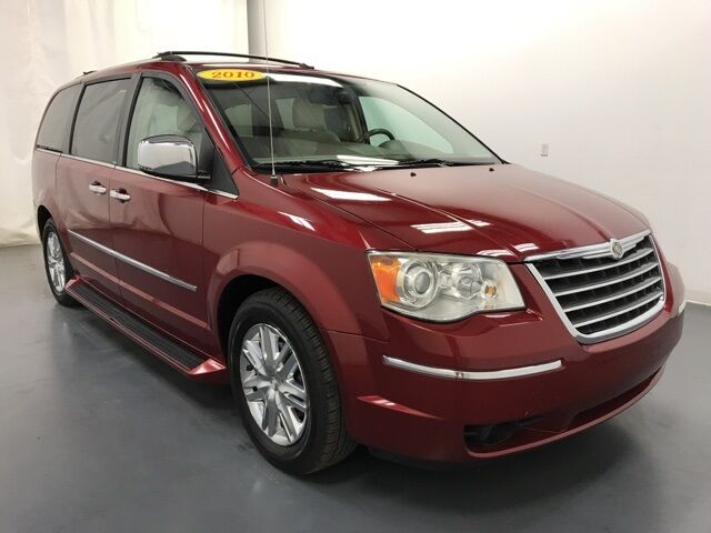 2010 Chrysler Town and Country Limited New Holland MI