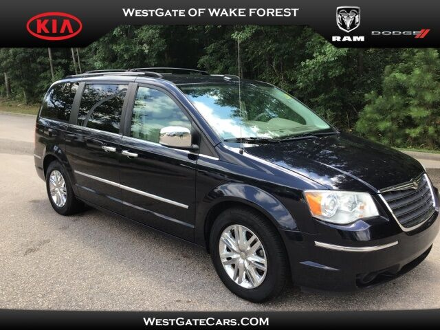 2010 Chrysler Town & Country Limited Raleigh NC