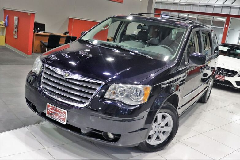 2010 Chrysler Town & Country Touring Backup Camera Leather Entertainment Springfield NJ
