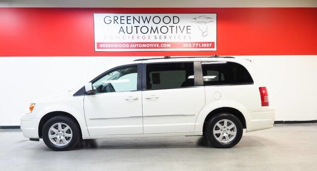 2010 Chrysler Town & Country Touring Greenwood Village CO