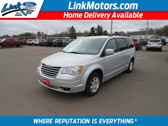2010 Chrysler Town & Country Touring Minong WI