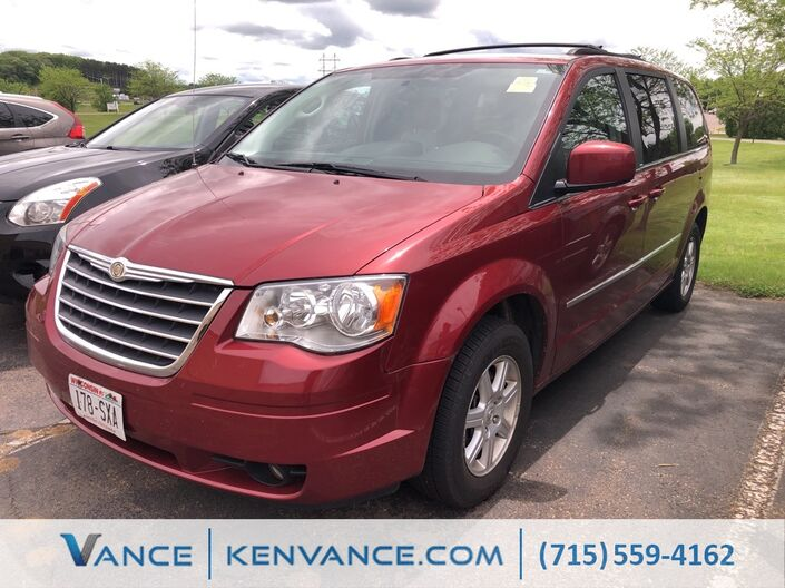 2010 Chrysler Town & Country Touring Plus Eau Claire WI