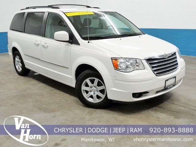 2010 Chrysler Town & Country Touring Plymouth WI