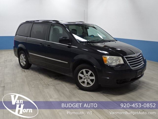 2010 Chrysler Town and Country Touring Plymouth WI
