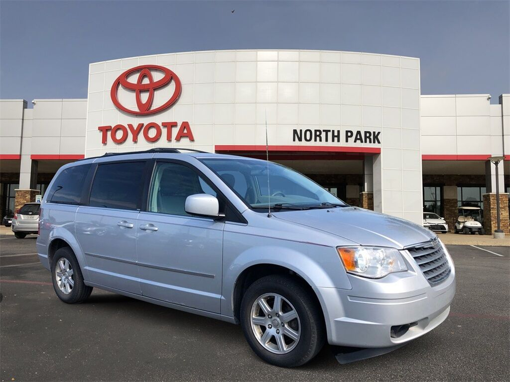 2010 Chrysler Town & Country Touring San Antonio TX