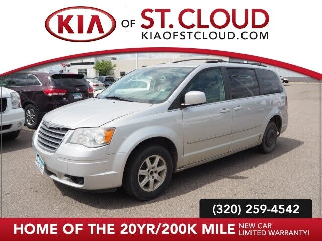 2010 Chrysler Town & Country Touring St. Cloud MN