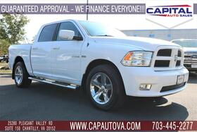 2010_DODGE_RAM 1500_Sport_ Chantilly VA