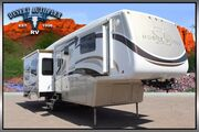 2010 DRV Mobile Suites 36RSSB3 Quad Slide 5th Wheel RV Mesa AZ