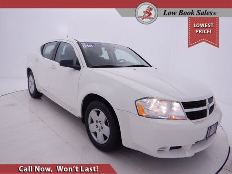 2010_Dodge_AVENGER_SXT_ Salt Lake City UT