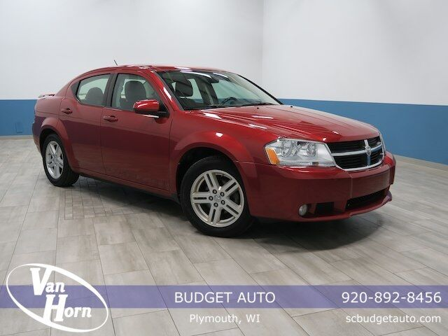 2010 Dodge Avenger R/T Plymouth WI
