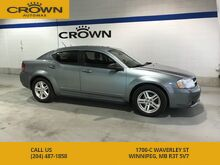 2010_Dodge_Avenger_SXT **Foglights** Alloys** Local Manitoba Vehicle**_ Winnipeg MB
