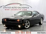 2010 Dodge Challenger R/T Manual Trans With Super Low Miles