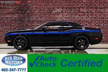 2010_Dodge_Challenger_R/T Mopar Edition Manual 62/100 Leather Roof Nav_ Red Deer AB