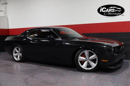 2010_Dodge_Challenger_SRT8 6-Speed Manual 2dr Coupe_ Chicago IL