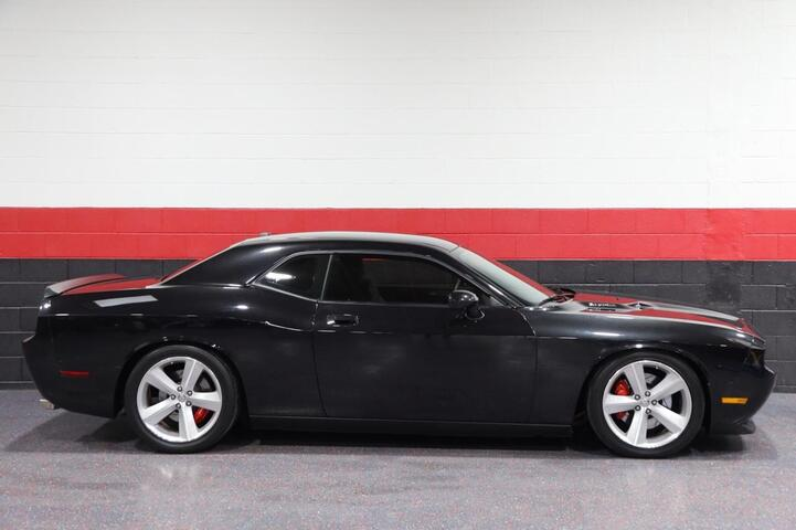 2010 Dodge Challenger SRT8 6-Speed Manual 2dr Coupe Chicago IL