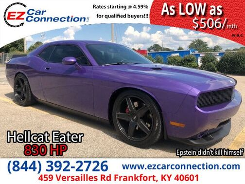 2010_Dodge_Challenger_SRT8_ Frankfort KY