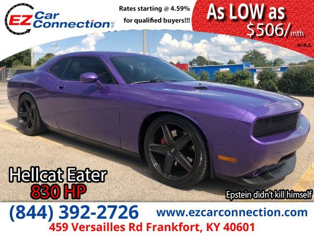 2010 Dodge Challenger SRT8 Frankfort KY