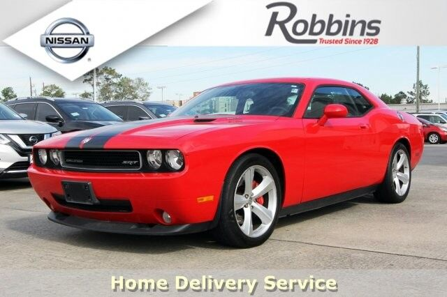2010 Dodge Challenger SRT8 Houston TX