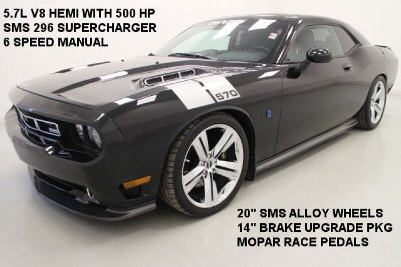 2010 Dodge Challenger Saleen SMS 570 Bonner Springs KS