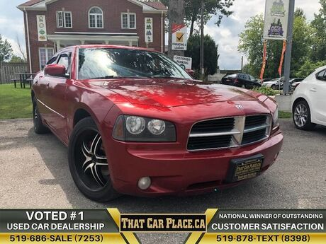 2010 Dodge Charger ASIS|Alloys|Lthrsts|PwrWndws|Cruis|AUX London ON