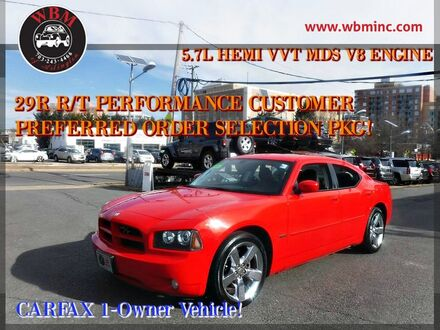 2010_Dodge_Charger_R/T_ Arlington VA