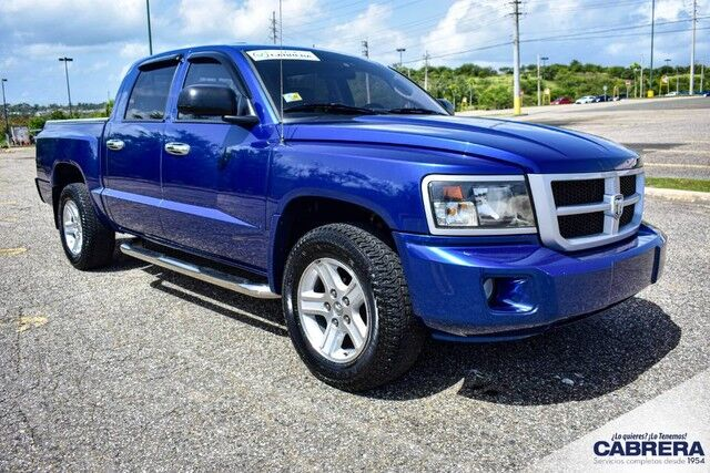 2010 Dodge Dakota Bighorn/Lonestar Arecibo PR