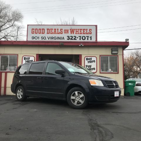 2010 Dodge Grand Caravan Hero Reno NV