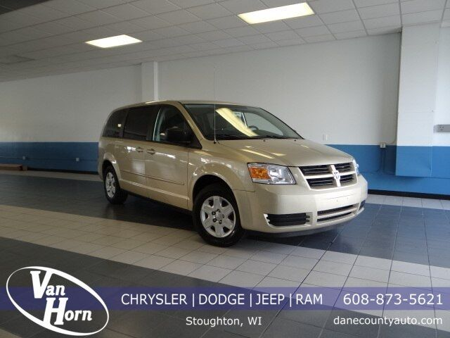 2010 Dodge Grand Caravan SE Plymouth WI