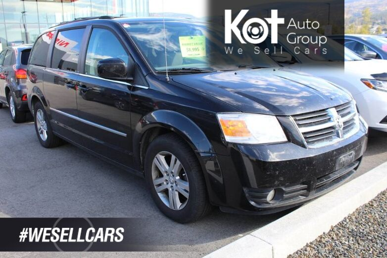 2010 Dodge Grand Caravan SXT, No Accidents, Great Family Vehicle Kelowna BC