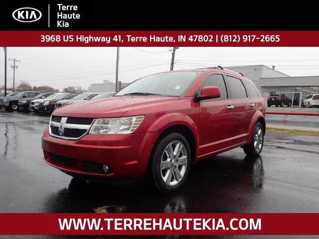 2010 Dodge Journey FWD 4dr R/T Terre Haute IN