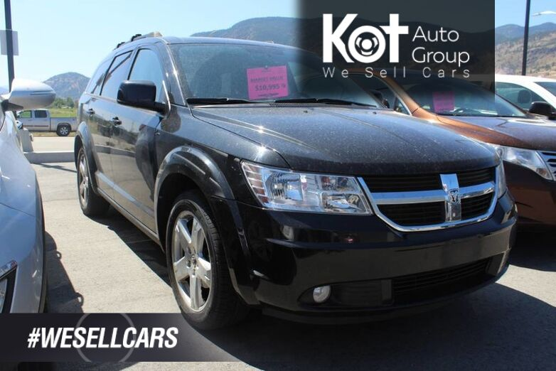 2010 Dodge Journey FWD SXT, Lots of Room Kelowna BC