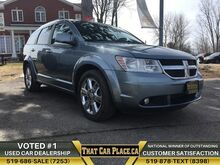2010_Dodge_Journey_R/T-7Pass-$47Wk-HeatdLeathrSeats-Sroof-AWD-PwrOptns_ London ON
