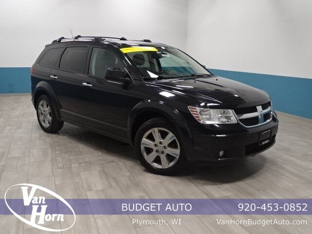 2010 Dodge Journey R/T Plymouth WI
