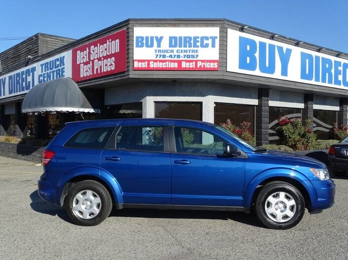 2010 Dodge Journey SE 2.4L FWD 4 CYL Kelowna BC