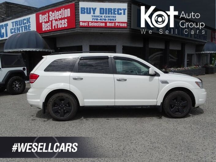 2010 Dodge Journey SXT, No Accidents! Kelowna BC