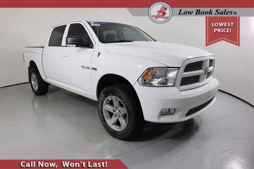 2010_Dodge_RAM 1500_CREW CAB 4X4 SPORT HEMI_ Salt Lake City UT