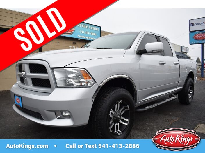 2010 Dodge Ram 1500 Laramie 4WD Quad Cab Bend OR