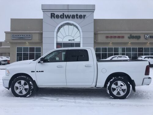 2010_Dodge_Ram 1500_SLT - 5.7L Engine - CD/DVD - Remote Start_ Redwater AB