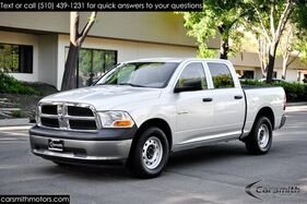 2010_Dodge_Ram 1500_ST, 1 owner, 0 accidents, low miles, V8!_ Fremont CA