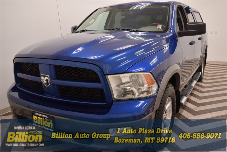 2010 Dodge Ram 1500 TRX4 Off-Road Bozeman MT
