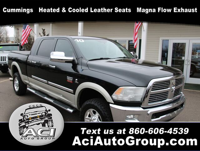 2010 Dodge Ram 2500 4WD Mega Cab Laramie East Windsor CT