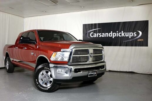 2010 Dodge Ram 2500 SLT Dallas TX