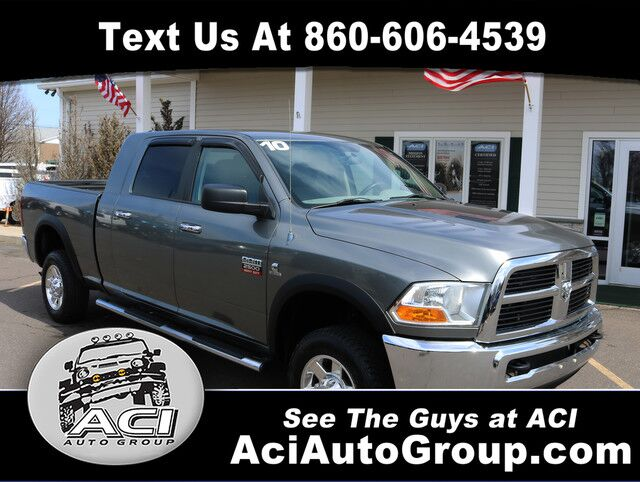 2010 Dodge Ram 2500 SLT East Windsor CT