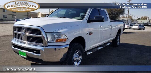 2010 Dodge Ram 2500 SLT Fallon NV